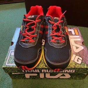 Fila Trail Running Sneakers